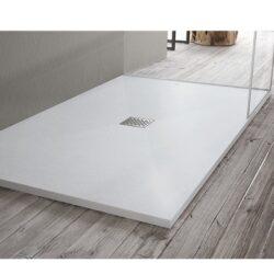 Plato de ducha Coliseo blanco
