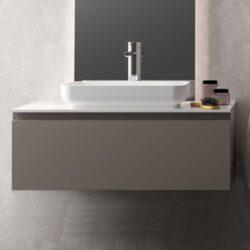 Mueble de baño SUITYS taupe