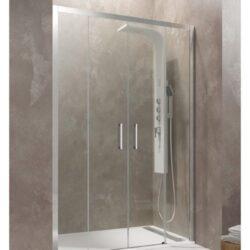 Mampara de ducha AKTAIL apertura vertice