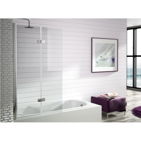 Mampara plegable de bañera
