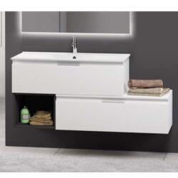 Mueble de Baño DUO CHIC blanco