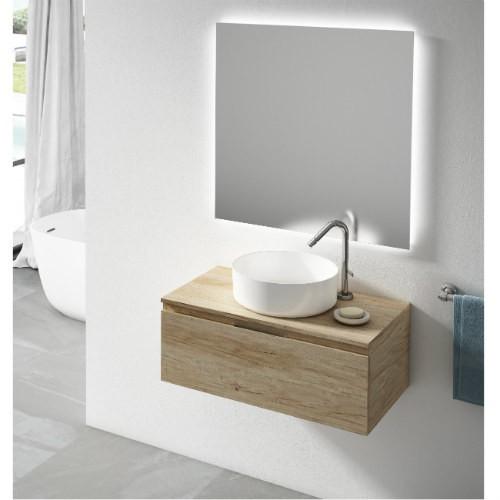 Mueble de baño Lavabo Londres Olmo