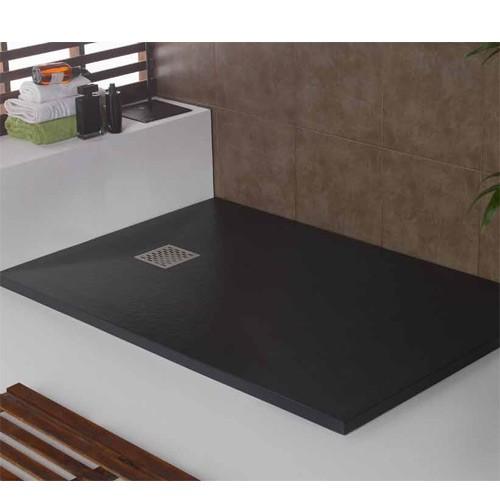 Platos de ducha Centuria Negro