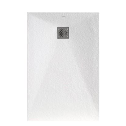 Platos de ducha Centuria Piedra Blanco