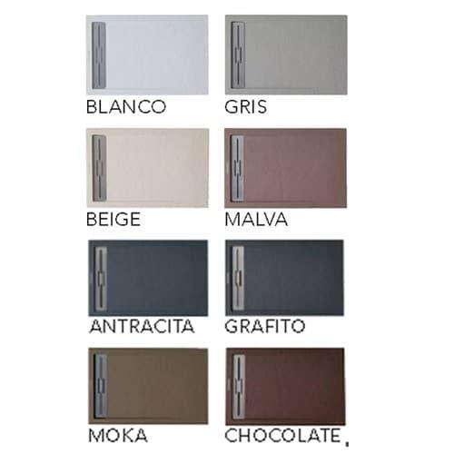 Colores Plato de ducha ARES