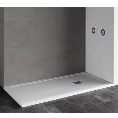 Plato de ducha con marco ARES