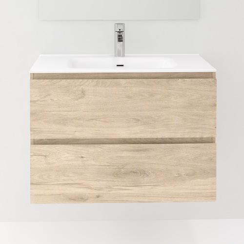 Mueble baño LINE 1 roble