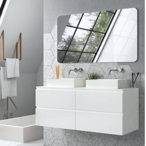 Mueble de Baño ELE blanco