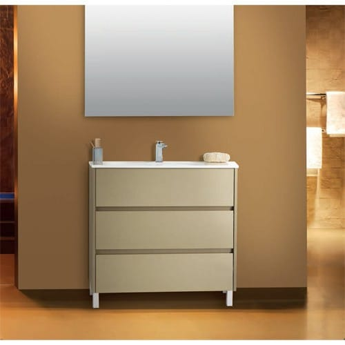 Mueble de Baño 3 Drawers