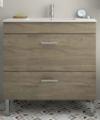 Mueble de Baño ALMAGRO 60cm Fondo Reducido