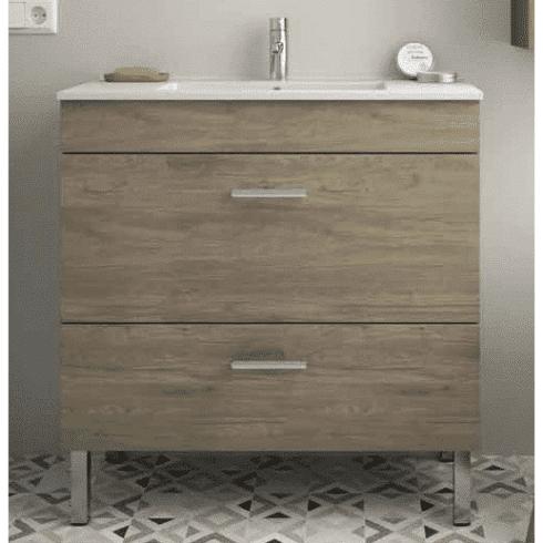 Mueble de Baño Almagro Roble