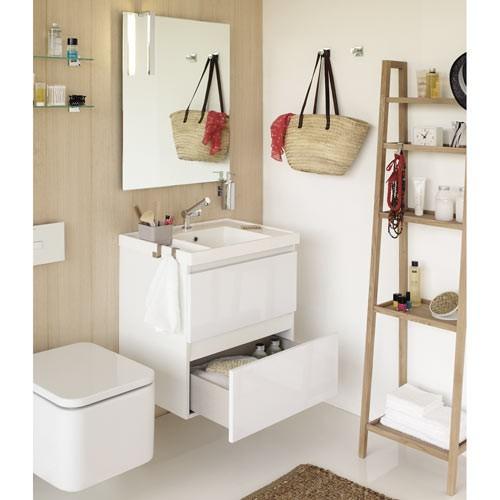 Mueble de Baño Blanco BBOX