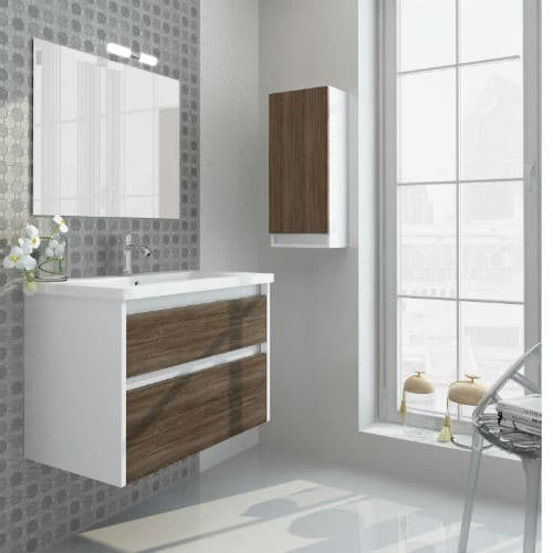 Mueble de baño de diseño Paul invers