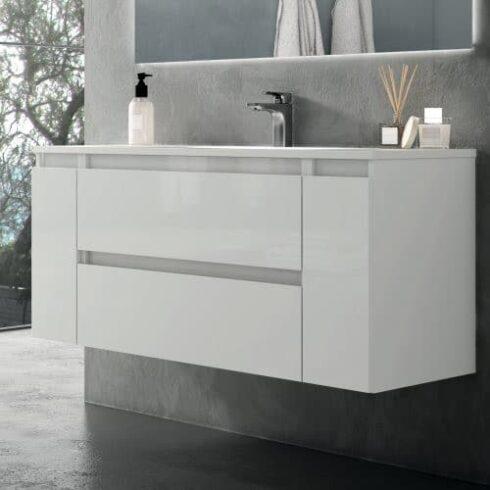 Mueble de baño BOX 120cm