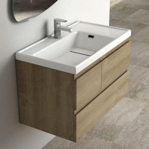 Mueble de baño CAIRO roble