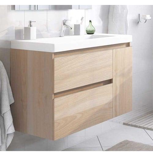 Mueble Carmen de baño cajones y puerta