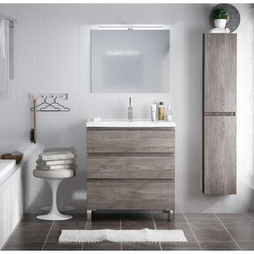 Mueble baño con patas Carmen