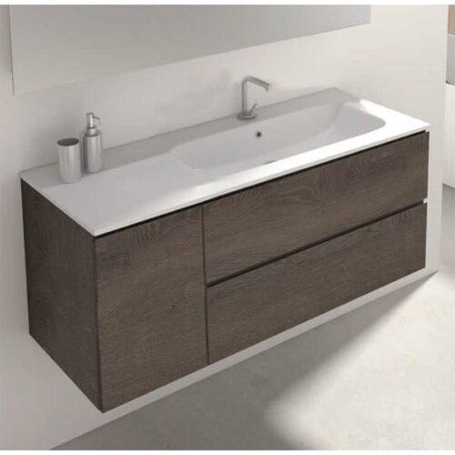 Mueble de baño moderno easy up Acacia