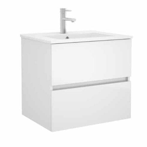 Mueble de baño FUSSION blanco