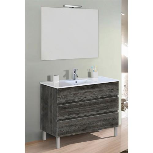 Mueble de baño con patas ARTICO
