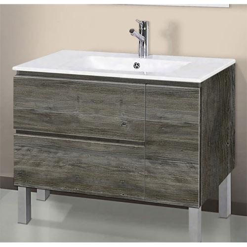 Mueble de baño vintage dallas