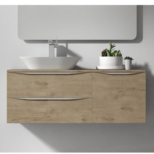 Mueble auxiliar de baño landes