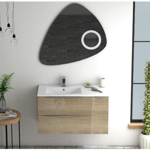 Mueble de baño Landes desplzado