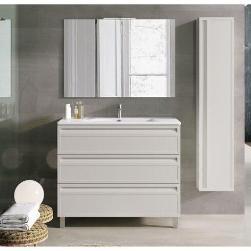 Mueble de baño MARINA con patas