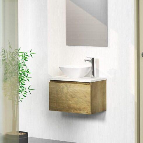 Mueble de baño pequeño MINI ARTY