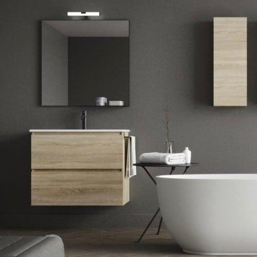 Mueble de baño Nepal roble