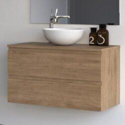 Mueble de Baño roble LINE SE