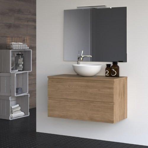 Mueble de Baño LINE SE roble