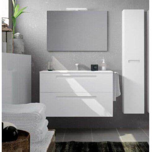 Mueble de Baño Paris blanco