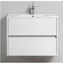 Mueble de baño paris Roble blanco