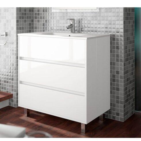 Mueble de baño con patas de oferta