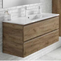 Mueble Baño Sidney Nogal