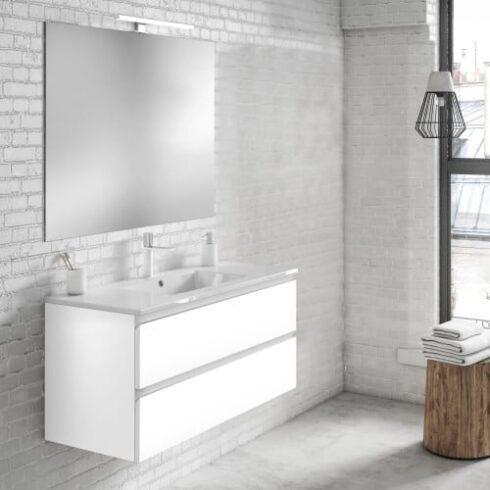 Mueble de Baño Sidney Blanco