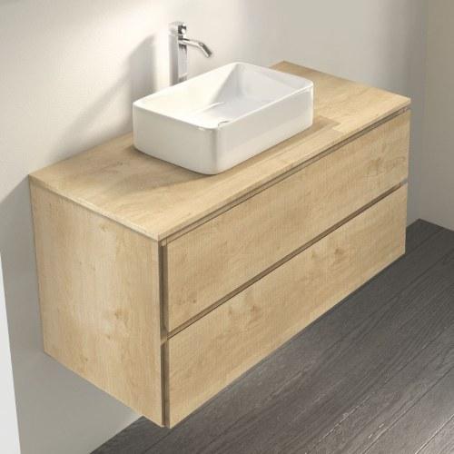 Mueble de baño TWO SE Roble
