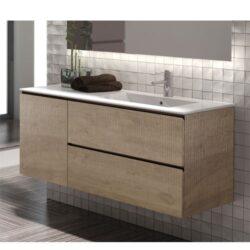 Mueble de baño moderno easy UP Olmo