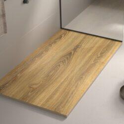 platos de ducha madera 3d
