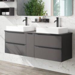 Mueble de baño BIG Landes 140