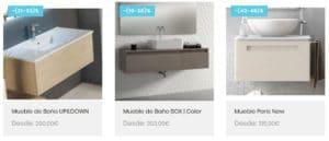 Muebles e Baño