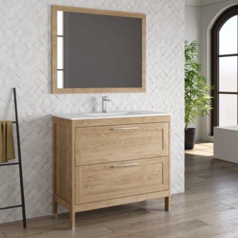 Mueble rústico toscana Roble