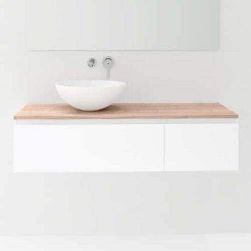 Mueble baño 2 cajones ELE