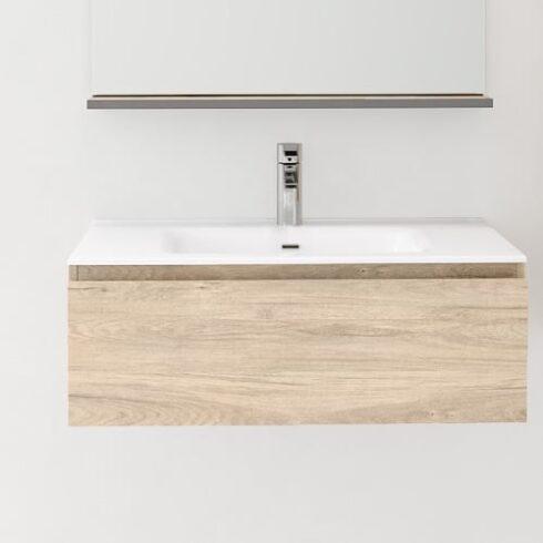 Mueble de baño biele