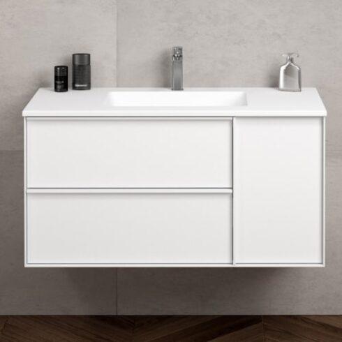 Mueble de Baño Oslo Blanco