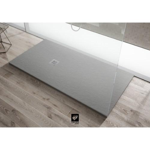 Plato de ducha XF Cemento