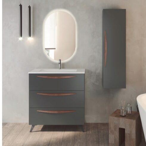 Mueble de Baño con patas Arco