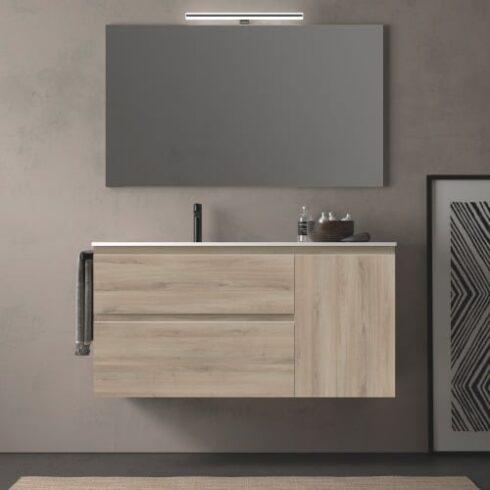 Muebles de baño 120cm Carmen