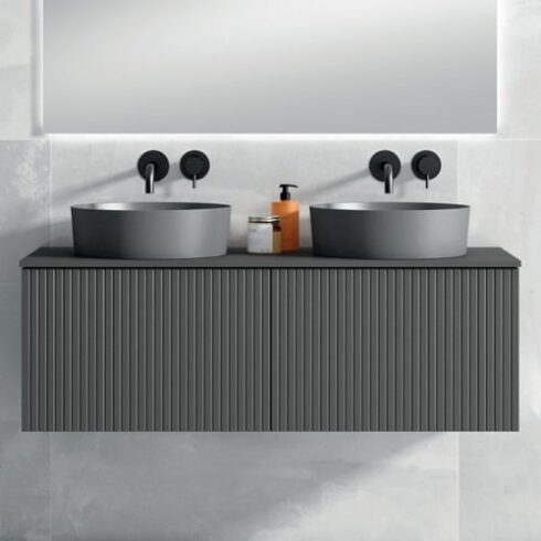 mueble baño moderno bar